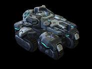 5. Siege Tank - Tank Mode Umojan