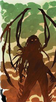SarahKerrigan SC2-Scavengers Comic1