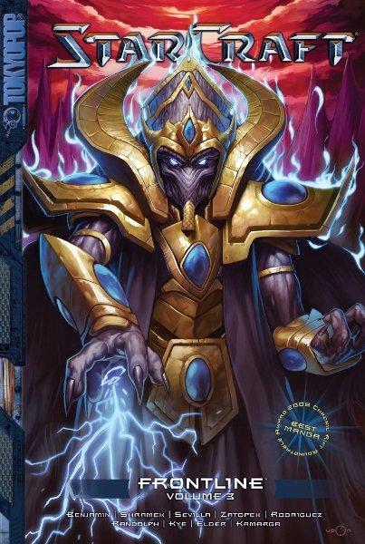 StarCraft: Frontline: Volume 3   StarCraft Wiki   FANDOM