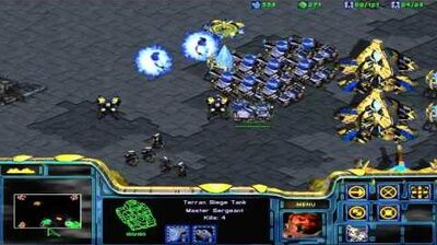 StarCraft Brood War Campaign Enslavers Dark Vengeance -- Episode I 5B