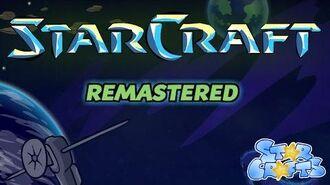 StarCraft Remastered Teaser Cartoon