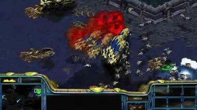 Starcraft Brood War - Protoss Mission 7 The Insurgent
