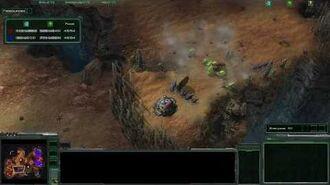 StarCraft II Battle Report 2