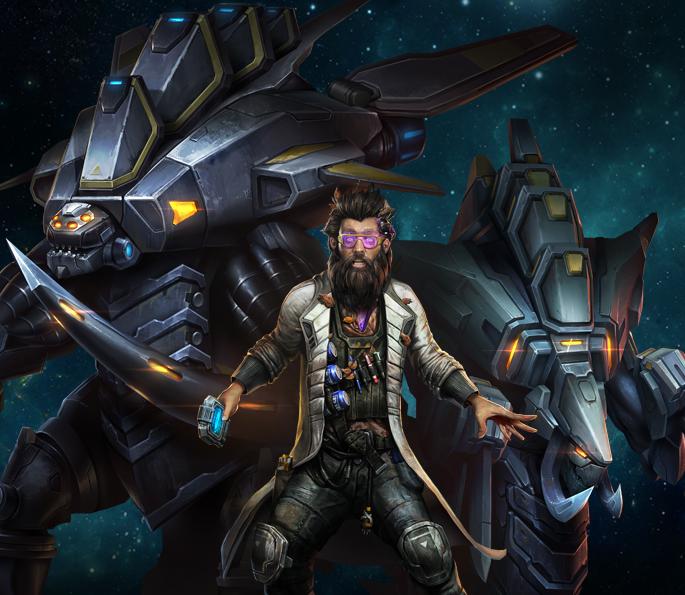 Egon Stetmann (Co-op Missions) | StarCraft Wiki | FANDOM