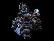 3. Orbital Command Tyrador