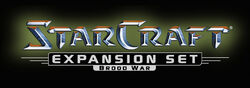 Logo StarCraft Brood War
