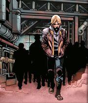 Caleb Survivors Comic1