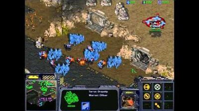 Starcraft 1 Insurrection - Terran 08 - New Dresdin