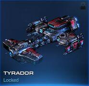 TyradorBattlecruiser SC2SkinImage