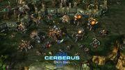 Cerberus Skinset SC2