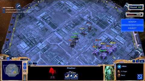 Starcraft 2 Arcade Starcraft Master Round 24
