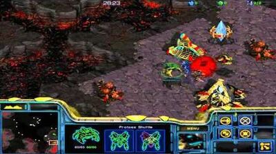 StarCraft Brood War Campaign Enslavers Dark Vengeance -- Episode I 4A