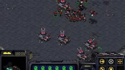 Starcraft - Terran Mission 8 The Big Push