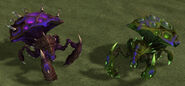 SwarmHost HotS Evolution SC2 Rend