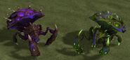 SwarmHost HotS Evolution SC2 Rend