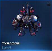 TyradorMarauder SC2SkinImage
