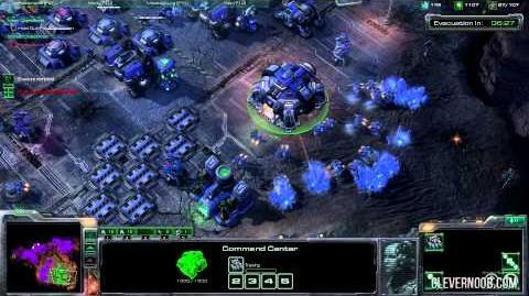 Zero Hour Starcraft II Brutal Mode Walkthrough (HD - Max Settings)