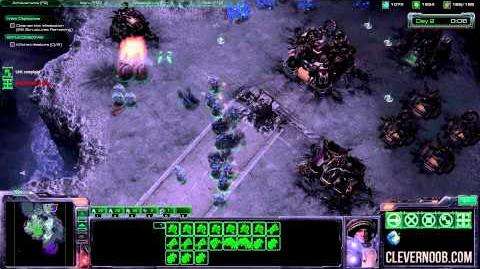 Outbreak Starcraft II Brutal Mode Walkthrough (HD - Max Settings)