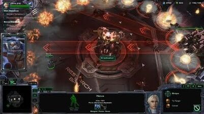 Starcraft 2 NOVA COVERT OPS - Night Terrors - Brutal Guide Liberty Rains from Above (Mission 5)