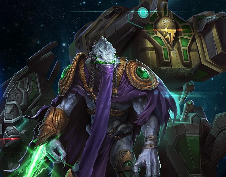 Zeratul (Co-op Missions) | StarCraft Wiki | FANDOM powered by Wikia