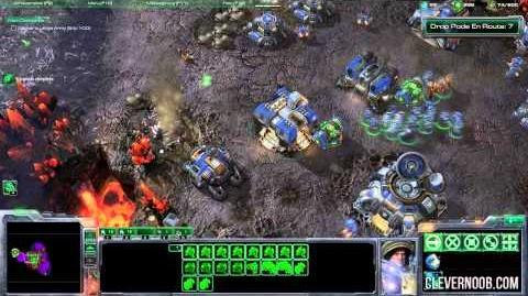 The Gates of Hell Starcraft II Brutal Mode Walkthrough (HD - Max Settings)
