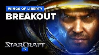 StarCraft 2- Wings of Liberty - Mission (Optional) - Breakout Walkthrough - Hard Difficulty
