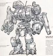 Warhound SC-FM Art1