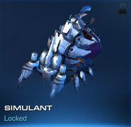SimulantInfestor Skin Game1
