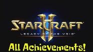 Starcraft 2 EVIL AWOKEN - Brutal Guide - All Achievements!