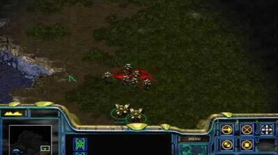 Starcraft - Protoss Mission 1 First Strike
