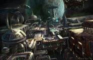SpacePlatform SC2 Art1