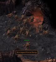 ZerglingHydralisk SC2 Game1