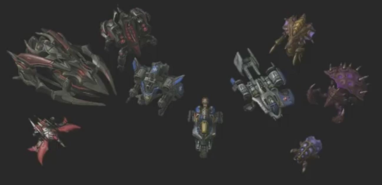 Skins | StarCraft Wiki | FANDOM powered by Wikia