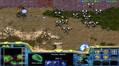 StarCraft Brood War Campaign Enslavers Dark Vengeance -- Episode I 1