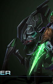 Ambusher SC2-LotV Art2