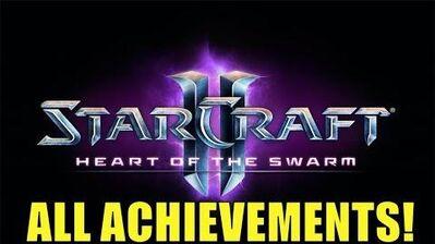 Starcraft 2 Shoot The Messenger - HARD Guide - All Achievements!