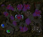 MinerEvacuation SC2 Map1