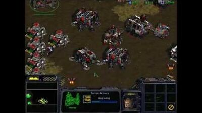 Starcraft 1 Insurrection - Terran 04 - Atkinson Airfield