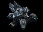 5. Siege Tank - Siege Mode Umojan