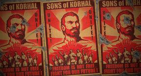 SonsOfKorhal Propaganda