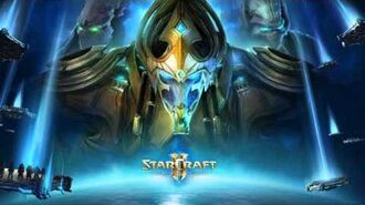 StarCraft 2 Legacy of The Void Soundtrack - 18 - The Firstborn