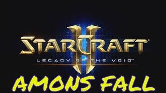 Starcraft 2 AMONS FALL - Brutal Guide - All Achievements!