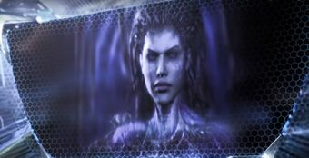 Sarah Kerrigan Starcraft Wiki Fandom
