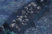 Estrutura Destrutível Rochas02