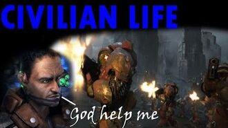 Zel Plays Starcraft R Civilian Life - On the run