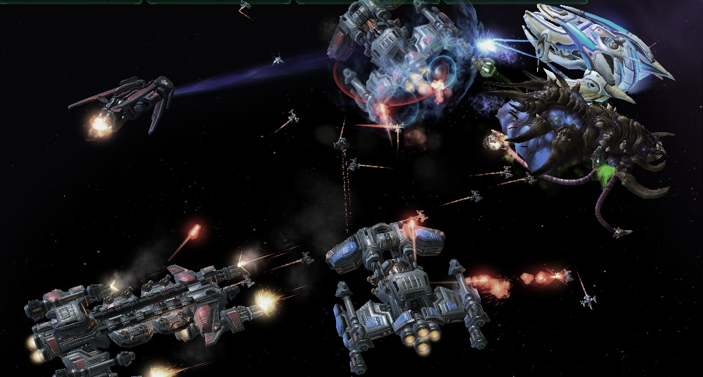 Star Battle | StarCraft Wiki | FANDOM powered by Wikia