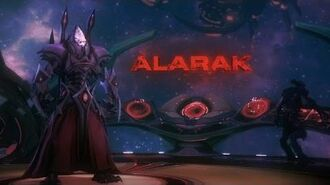 Comandante Cooperativo - Alarak