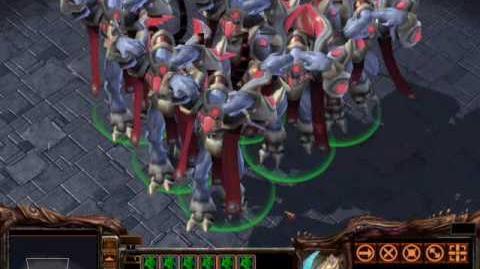 High Templar Dance