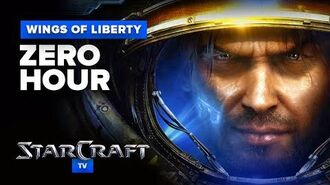 StarCraft 2- Wings of Liberty - Mission 3 - Zero Hour Walkthrough - Hard Difficulty