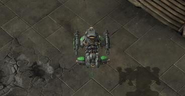 Unidade Terrana Cruzador de Batalha02